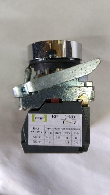 Кнопка ВК011-УЗ НЦК-2Р(НГрК-2Р)