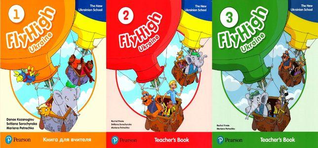 Fly High Ukraine Teacher's Book