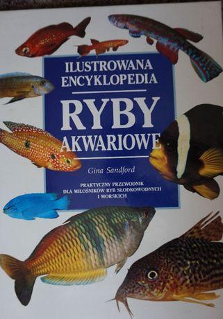 ksiązka akwarystyczna Ryby akwariowe Gina Sandford