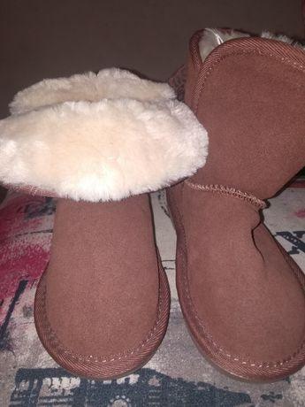 Ocieplane jesienne zimowe buty buciki