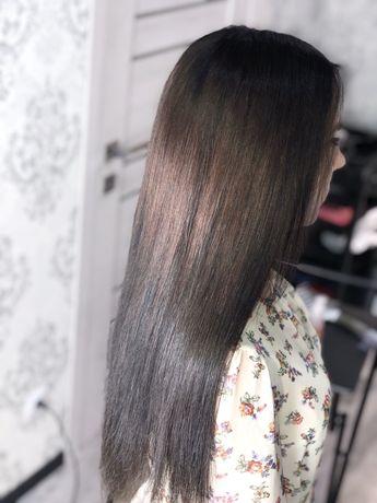 Наращивание и восстановление волос