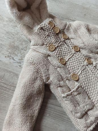 Ocieplany sweter, bluza polarowa, polar 62