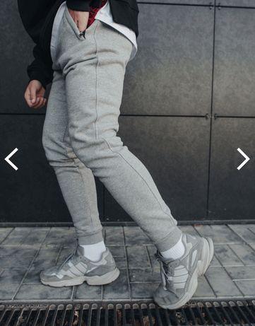 Зимові спортивні штани зимние штани Nike adidas staff