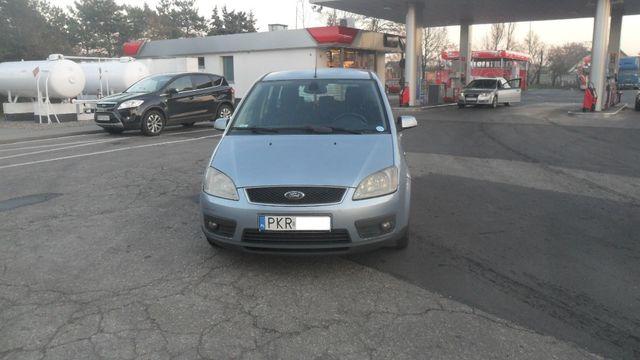 ford focus c-max diesel klima elektryka alumy ghia wersja hak 5na100