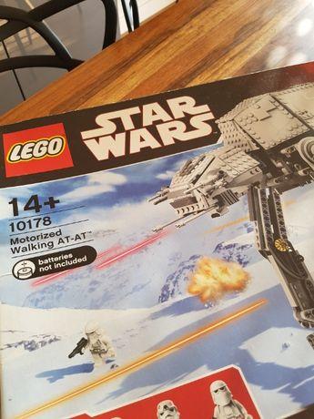LEGO Star Wars Motorized Walking AT-AT 10178 UNIKAT