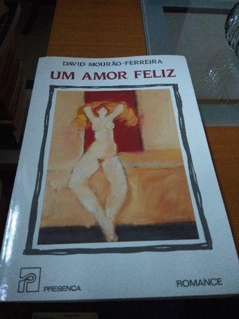 Um Amor Feliz, David Mourão Ferreira.