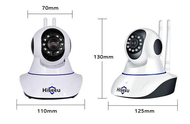 Camera Vigilância wifi 1080p