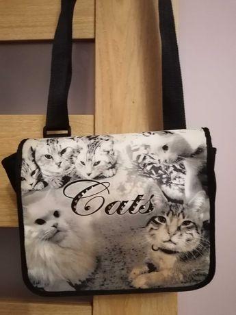 Torba na ramię CATS