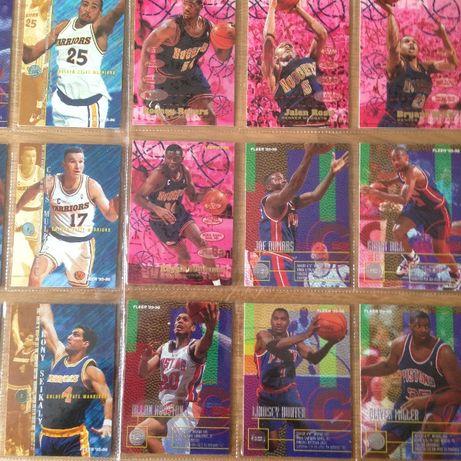 Karty NBA Fleer 95-96