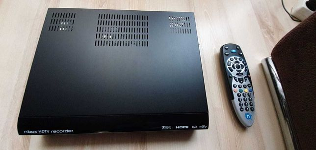 Dekoder nbox - enigma 2 Linux z możliwością nagrywania