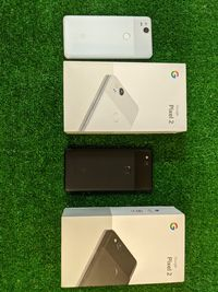 Google Pixel 2 Just Black / Clearly White  128GB