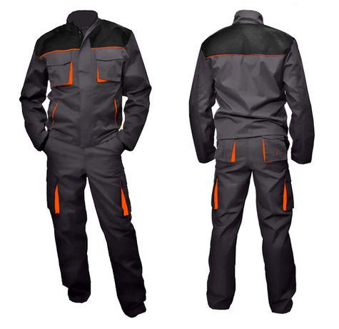 Костюм робочий роба куртка напівкомбінезон комбинезон рабочая одежда