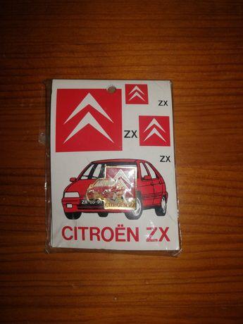 Pin edição especial Citroen ZX