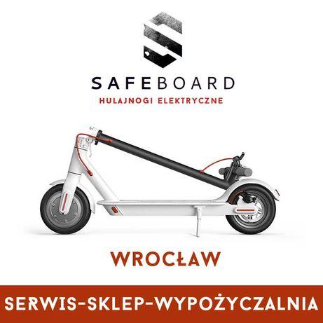 Wypożyczalnia hulajnóg elektrycznych Wrocław