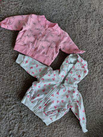 Bluzy dla dziewczynki 62