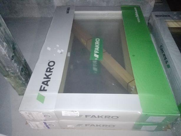 Sprzedam nowe okno FAKRO FTU-V U3-L3 134x98