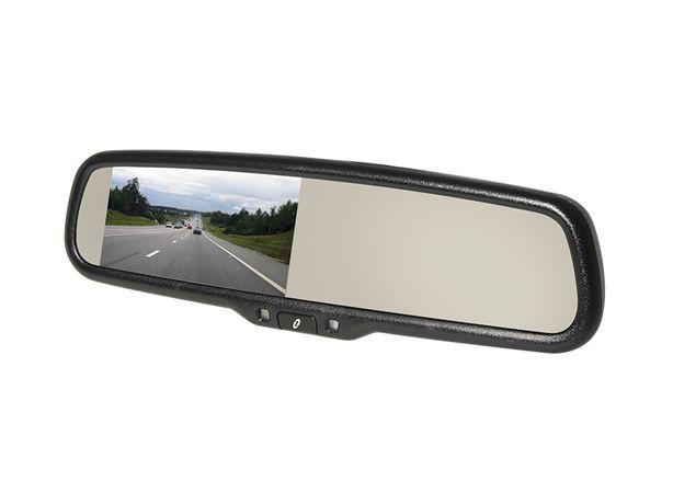 Зеркало заднего вида с видеорегистратором и монитором Gazer MUR5100