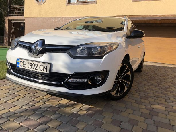 Renault megan 3 2015 BOSE
