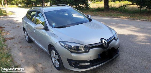 Renault Mégane Sport Tourer 1.5 dCi Dynamique SS