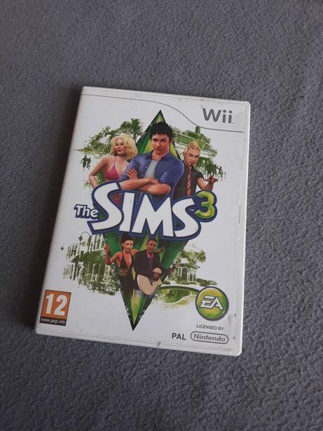 Gra Nintendo Wii The Sims 3