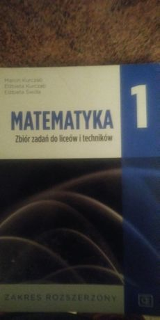 Matematyka 1 rozszerzenie