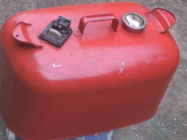 deposito combustivel 25l trator/rachador/ou outro
