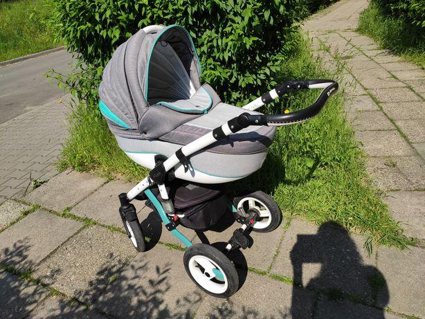 Wózek Adamex Barletta 3w1