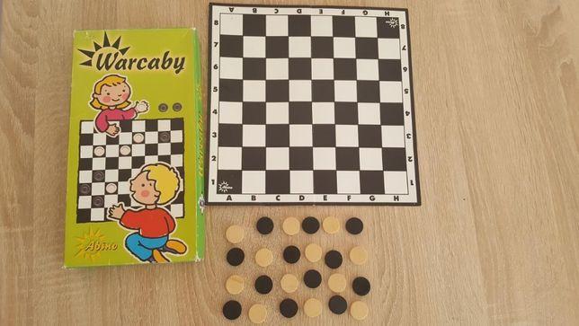 Warcaby gra planszowa dla dzieci