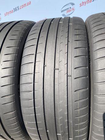 R19 245/45 Michelin PilotSport4 (Шины Б.У) Склад Літні Germany 5.4mm