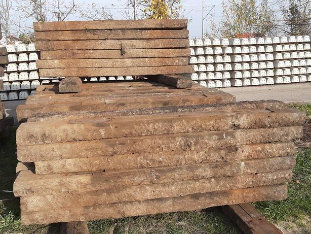 Podkład drewniany ogrodowy nie kolejowy