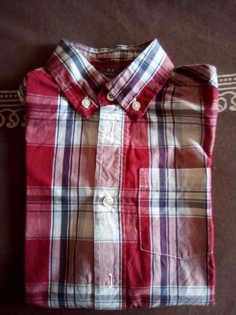 Camisa xadrez Zippy