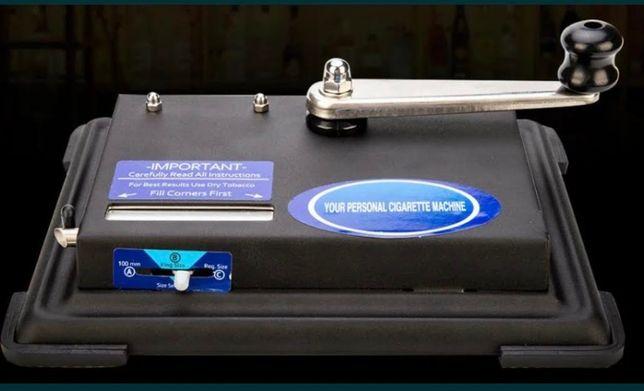 Ручная машинка для набивки сигаретных гильз, табака