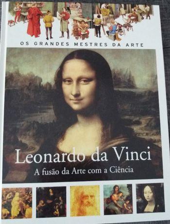 colecção os grandes mestres da arte 6 volumes