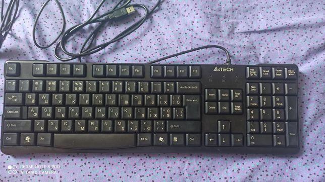 USB мышь и клавиатура Logitech/A4tech