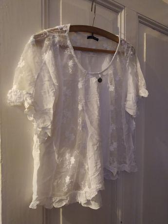 Bluzka koronkowa
