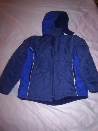 kurtka zimowa chłopięca 134