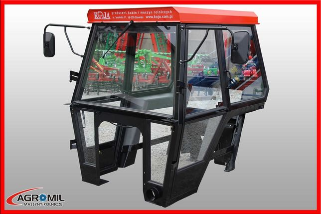 Kabina ursus bez błotników C 360 C-360 KOJA SMOLNIKI transport