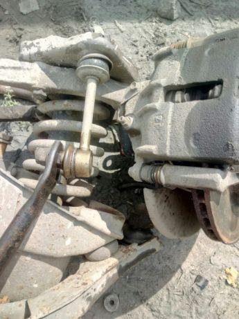 Балка передня Газ3110-105 на опорах, без шкворнева
