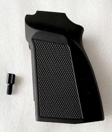 Makarov MP-654K - Okładziny rękojeści, śruba i walizka z logo BAIKAL.
