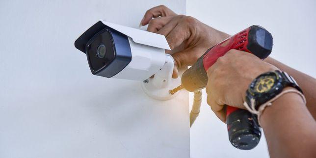 Установка камер видеонаблюдения Черновцы відеонагляд відеоспостереженн