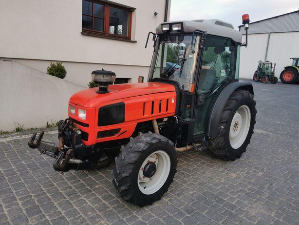 Ciagnik sadowniczy Same doraddo S100 kab Tuz wom sadownik