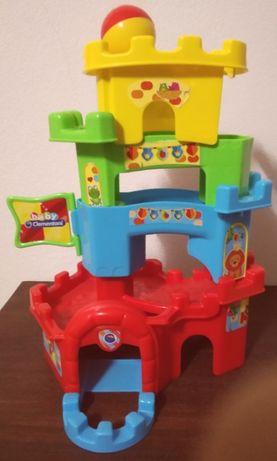 Castelo Andares Brinquedo Grande Criança