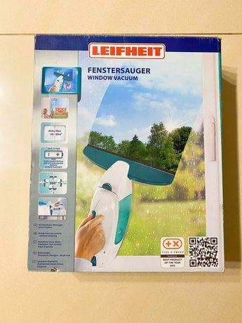 Urządzenie do mycia szyb firmy LEIFHEIT