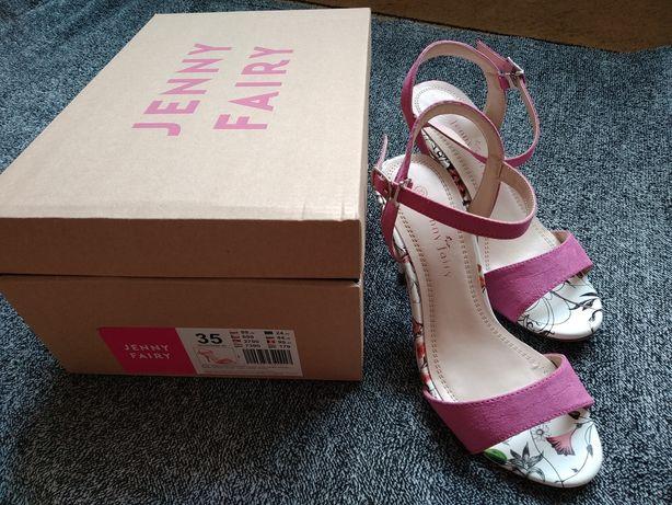 Sandałki Jenny fairy