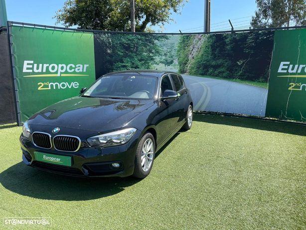 BMW 116 d Line Sport Auto