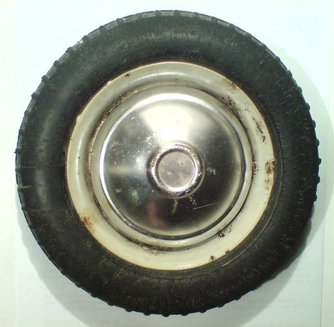 Колеса для тачки