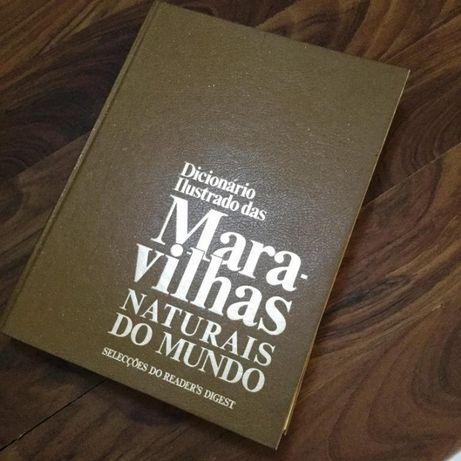 Dicionário Ilustrado Maravilhas Naturais do Mundo - Edição Selecções