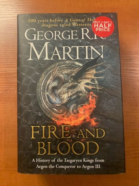 Fire and Blood - George RR. Martin