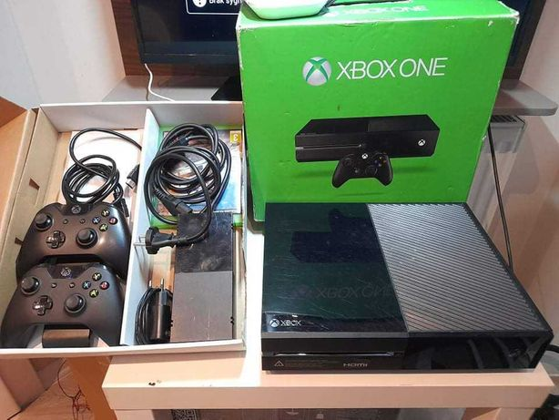 Xbox one 500gb .