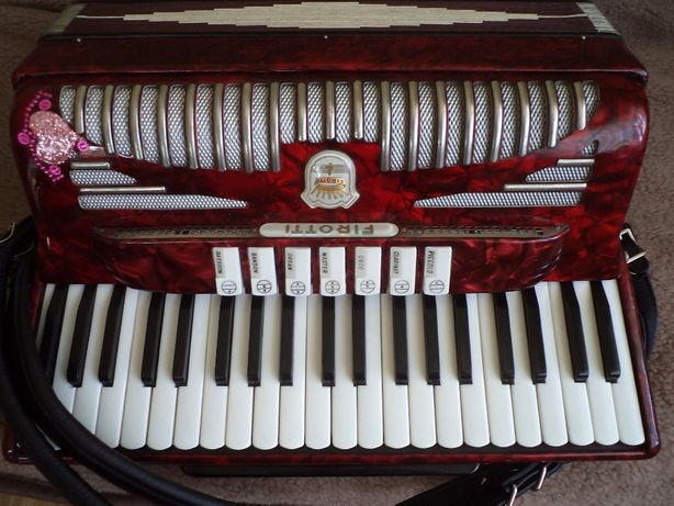 Akordeon Firotti 120 basów